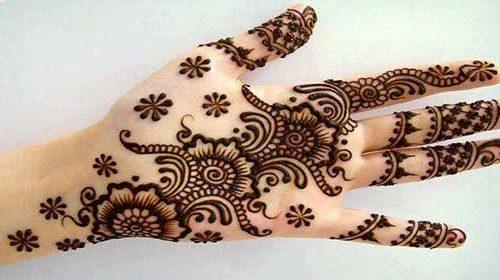 Henne a Marrakech