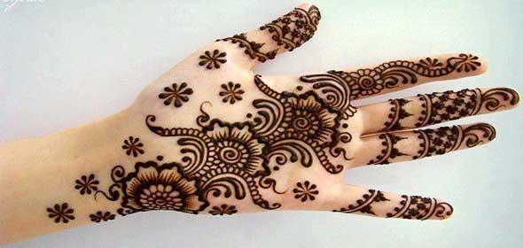 Henne a Marrakech passione femminile