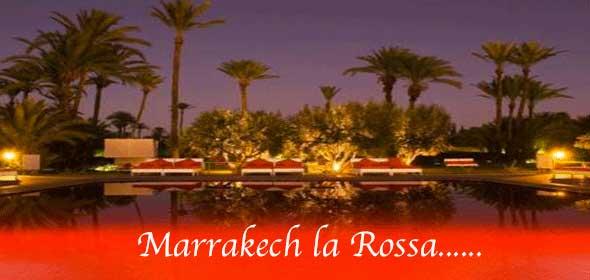 Marrakech la città rossa