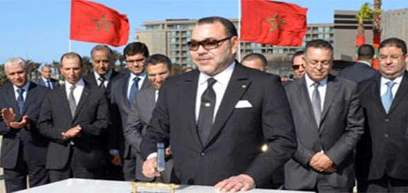 Marocco piano industriale economico 2014-2020