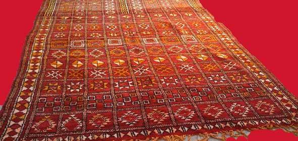 Tappeti berberi - Vacanze a Marrakech