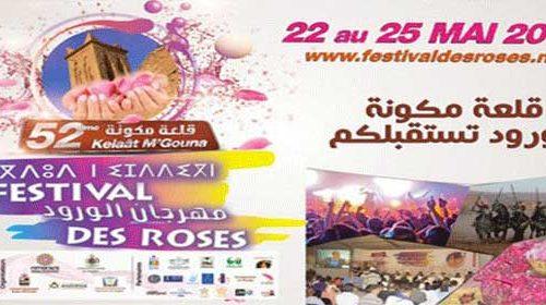 Festa delle rose in Marocco