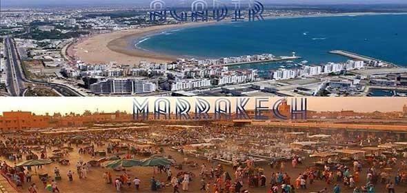 Marrakech Agadir traino…..