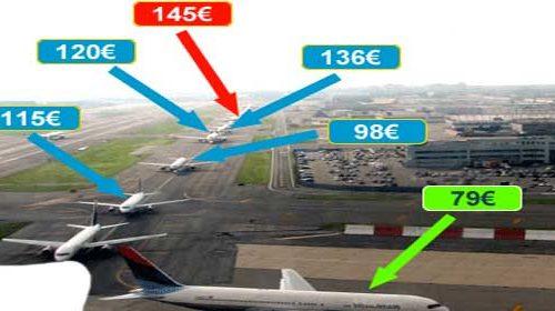 Trovare voli economici per il Marocco