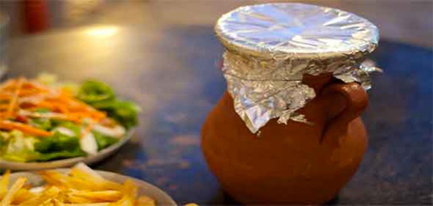 Cucina marocchina Tangia di Marrakech