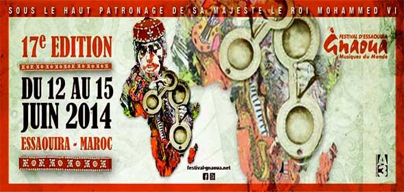 Musica Marocco festival Gnaoua