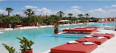 piscina-red-beach-marrakech-marocco