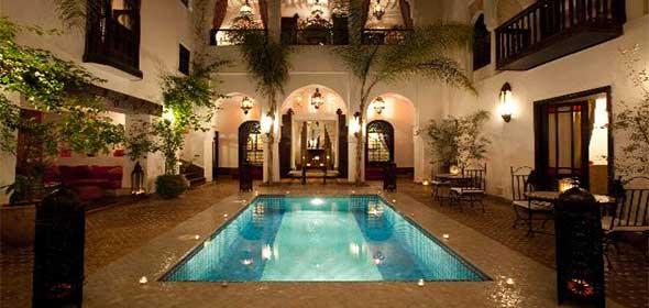 Riad a Marrakech case da mille e una notte