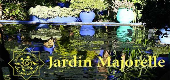 Giardini Majorelle Marrakech
