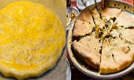 Pizza marocchina