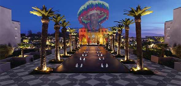 Marrakech turismo, amore a prima vista