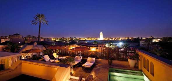 Vacanze in villa a Marrakech