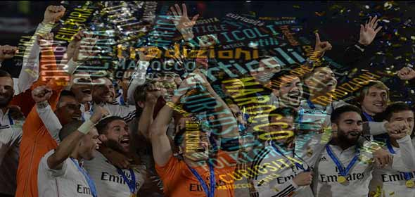Real Madrid vince a Marrakech