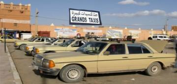 Taxi Marrakech grandi