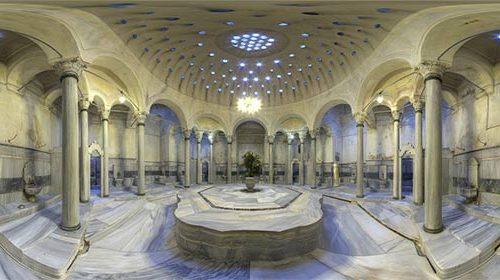 Hammam bio sauna Marocco