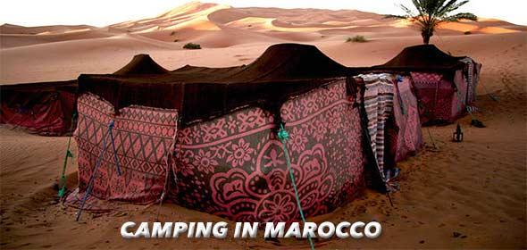 Aprire un campeggio in Marocco