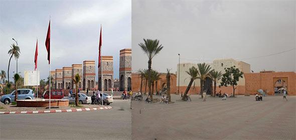 Marrakech città verde