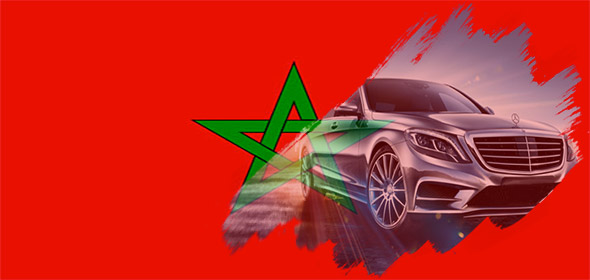 Portare la propria Auto in Marocco