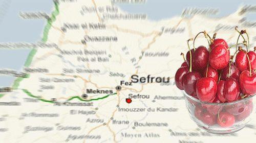 Festival delle Ciliegie a Sefrou Marocco
