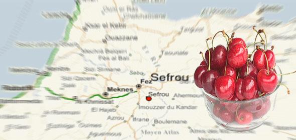 Festival delle Ciliegie in Marocco