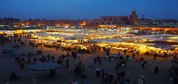 Marrakech un paradiso sulla terra