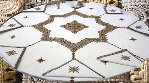 Ricami del Marocco