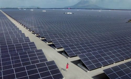 Il più grande impianto fotovoltaico