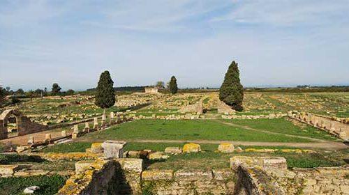 Thamusida Marocco sito romano