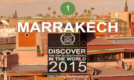Marrakech 2015 Travelers' Choice Destinations