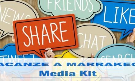 Media kit Vacanze a Marrakech