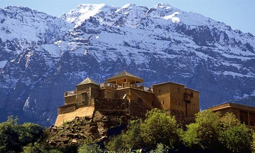 Kasbah Toubkal Marocco