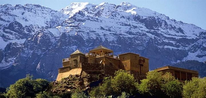 Kasbah du Toukbal a Marrakech