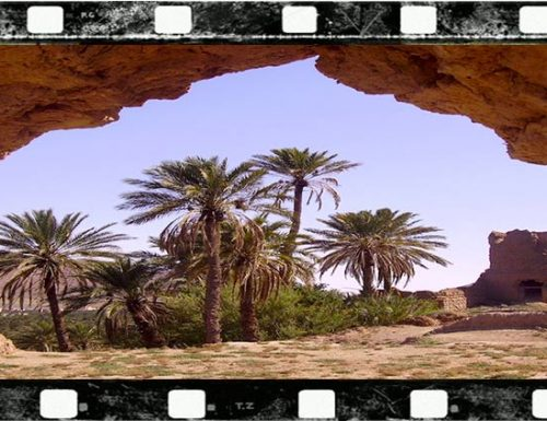 Oasi di Figuig in Marocco
