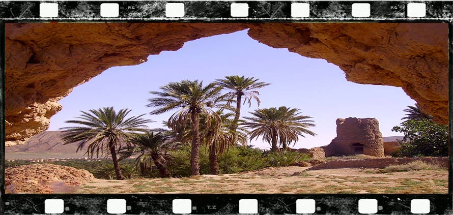 Oasi di Figuig Marocco