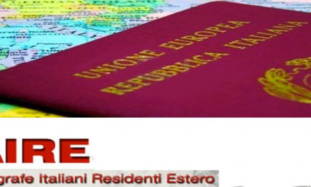 Anagrafe italiani residenti estero
