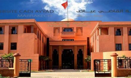 Cadi Ayyad università di Marrakech