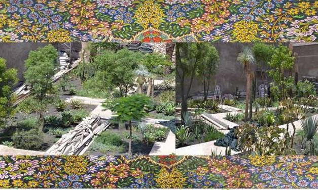 Il giardino segreto medina Marrakech