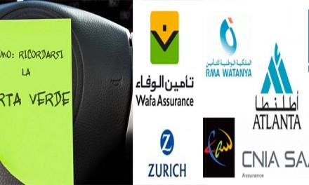Assicurazione auto per Marocco