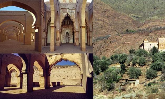 La grande Moschea di Tinmal Marocco