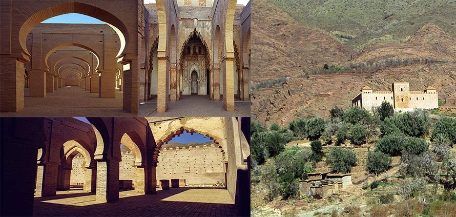 La grande Moschea di Tinmal