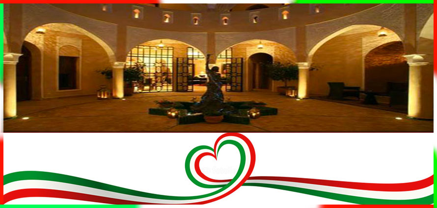 Riad a Marrakech gestione italiana