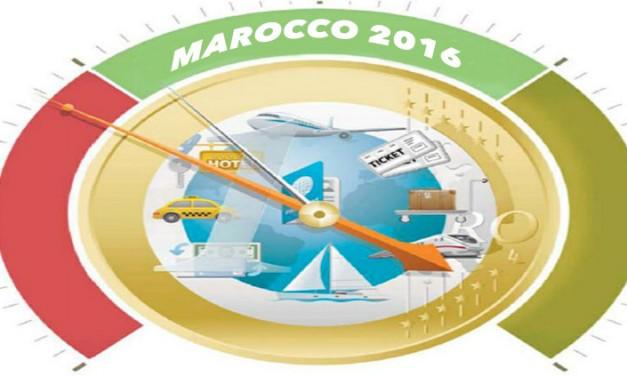 Andamento turismo 2016 in Marocco