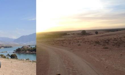 Il deserto di Marrakech