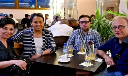 Italiani in Marocco sono Santi Poeti Navigatori