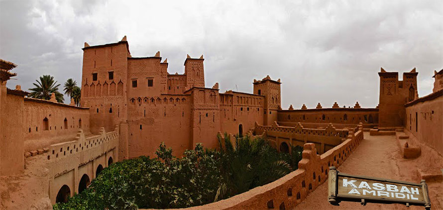 kasbah-Amridil-skoura-marocco