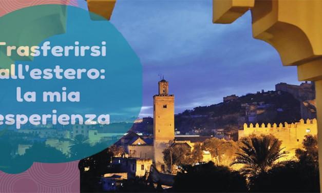 Soggiorno Pre Trasferimento in Marocco
