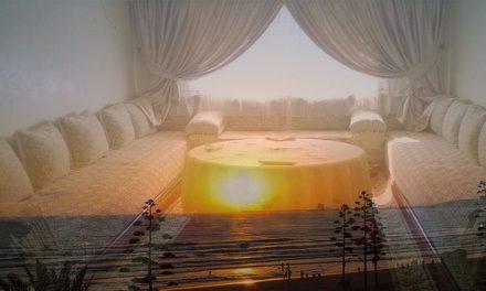 Casa al mare in affitto ad Agadir