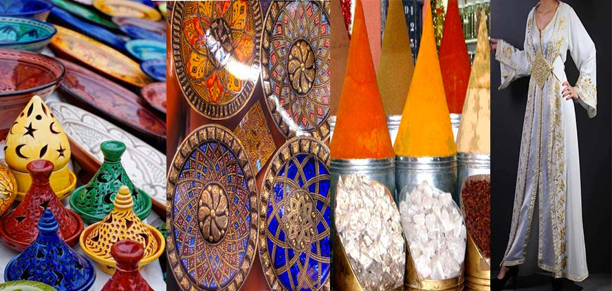 Cosa comprare durante una vacanza in Marocco