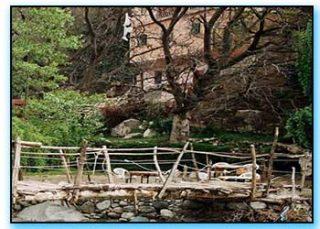Valle Ourika e le sette cascate