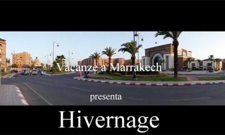Quartiere Hivernage Marrakech